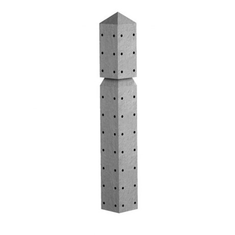 Universal Concrete Fence post