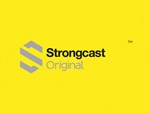 Strongcast Original logo